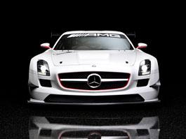 Mercedes-Benz SLS AMG GT3 oficiálně představen v Mexiku: titulní fotka
