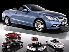 Mercedes-Benz E Cabriolet: malý, menší, nejmenší: titulní fotka