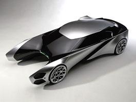BMW Sequence GT: koncept elektromobilu: titulní fotka