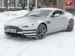 Spy Photos: Aston Martin Vantage: titulní fotka