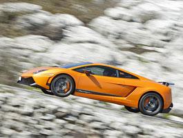 Lamborghini Gallardo LP 570-4 Superleggera: nové akční fotky: titulní fotka