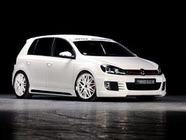 Volkswagen Golf GTI: aerodynamický paket od Rieger Tuning: titulní fotka