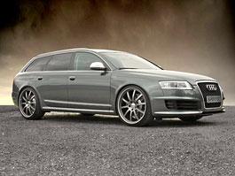 Audi RS6 Avant: dva stupně úprav od Sportec: titulní fotka