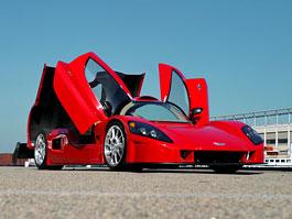 Rapier SL-C: nový supersport s tvary prototypu skupiny C: titulní fotka