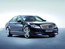 Mercedes-Benz S: nový aerokit od společnosti Lorinser: titulní fotka