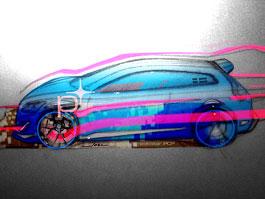Volvo C30 Performance Concept Prototype: 400 koní a pohon všech kol: titulní fotka