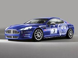 Aston Martin Rapide: ostré nasazení do 24hodin Nürburgringu: titulní fotka