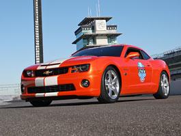 Chevrolet Camaro Indy 500 Pace Car: replika pro fanoušky: titulní fotka