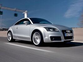 Audi TT: facelift pro autosalon v Lipsku: titulní fotka