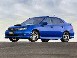 Subaru Impreza WRX Spec 10: limitka ostrého sedanu pro Austrálii: titulní fotka