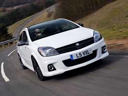 Vauxhall Astra VXR 240 Arctic Special Edition: rozlučková verze?: titulní fotka