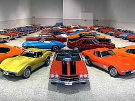 RM Auctions připravuje dražbu klasických muscle cars: titulní fotka
