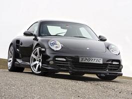 Sportec SP580: švýcarská úprava Porsche 911 Turbo: titulní fotka