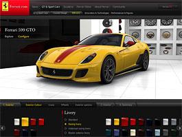 Konfigurátor i pro Ferrari 599 GTO!: titulní fotka