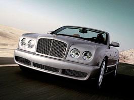 Bentley Azure: konec výroby se blíží: titulní fotka