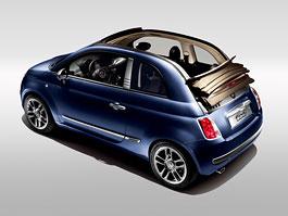 Fiat 500 by Diesel nově i jako 500C: titulní fotka