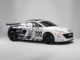 Peugeot RCZ: turbodiesel míří na 24 hodin Nürburgring: titulní fotka