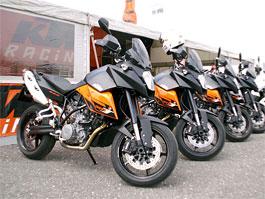 KTM FESTIVAL 2010 - přijeďte si otestovat KTM: titulní fotka