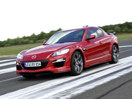 Mazda RX-8 dá definitivně sbohem Evropě: titulní fotka