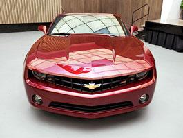 Chevrolet Camaro 2011 jako kabriolet (první foto): titulní fotka