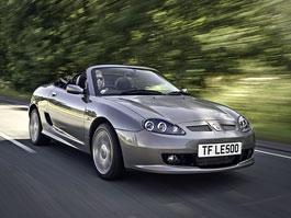 MG TF dostane nástupce s motorem vpředu: titulní fotka