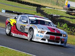 Ford Mustang pro GT3 od Marc VDS Racing Team: titulní fotka