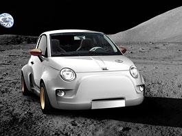 Atomik 500: exkluzivní elektromobil z Fiatu 500 (nové foto): titulní fotka