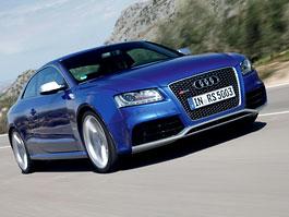 Audi RS5: velká fotogalerie: titulní fotka