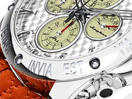 Spyker a nové hodinky: luxus za 8 tisíc Eur: titulní fotka