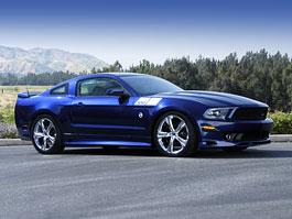 SMS 302 Mustang: nová hračka od Steva Saleena: titulní fotka