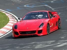 Ferrari 599XX: Nürburgring pod 7 minut: titulní fotka