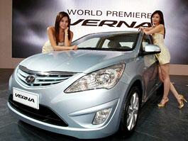 Peking 2010 Hyundai Babes (…a Accent): titulní fotka