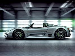 Porsche 918 Spyder Hybrid: počet zájemců překročil 900: titulní fotka