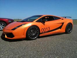 Lamborghini Gallardo Superleggera Twin Turbo: 400 z místa: titulní fotka