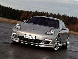 TechArt si pohrál s interiérem Porsche Panamera: titulní fotka