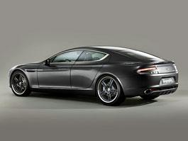 Aston Martin Rapide by Cargraphic: zpívající výfuk a decentní optipaket: titulní fotka