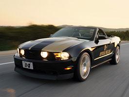 Hurst Ford Racing Mustang Challenge Pace Car pro boj s rakovinou: titulní fotka