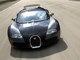 Daň za rychlost? Zabavený Veyron!: titulní fotka