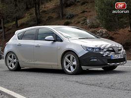 Spy Photos: Opel Astra GSI: titulní fotka