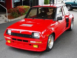 Renault R5 Turbo II z roku 1985 ve špičkovém stavu je na prodej: titulní fotka