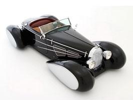 Bugnotti Type 57S Roadster: pocta zlaté éře automobilismu: titulní fotka