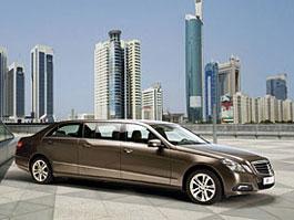 Binz: šest dveří pro Mercedes-Benz třídy E: titulní fotka
