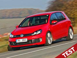 Test: Volkswagen Golf GTD: Nudný perfekcionista: titulní fotka