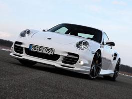 Porsche 911 Turbo: dva stupně zvyšování výkonu od TechArt: titulní fotka