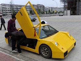 Čínské Lamborghini? Co bude příště, severokorejský Mustang?: titulní fotka