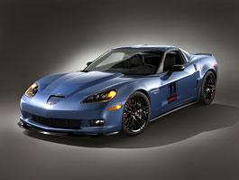 Chevrolet Corvette Z06: novinky pro modelový rok 2011: titulní fotka