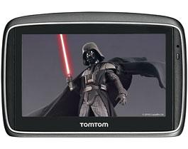 TomTom a Star Wars: nechte se řídit Darth Vaderem: titulní fotka