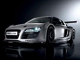 Audi uvádí race experience s R8 LMS: titulní fotka