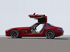 Mercedes-Benz SLS AMG by Hamman: už se to blíží: titulní fotka
