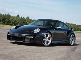 Porsche 911 Turbo: Aerodynamic Kit II  od TechArt: titulní fotka